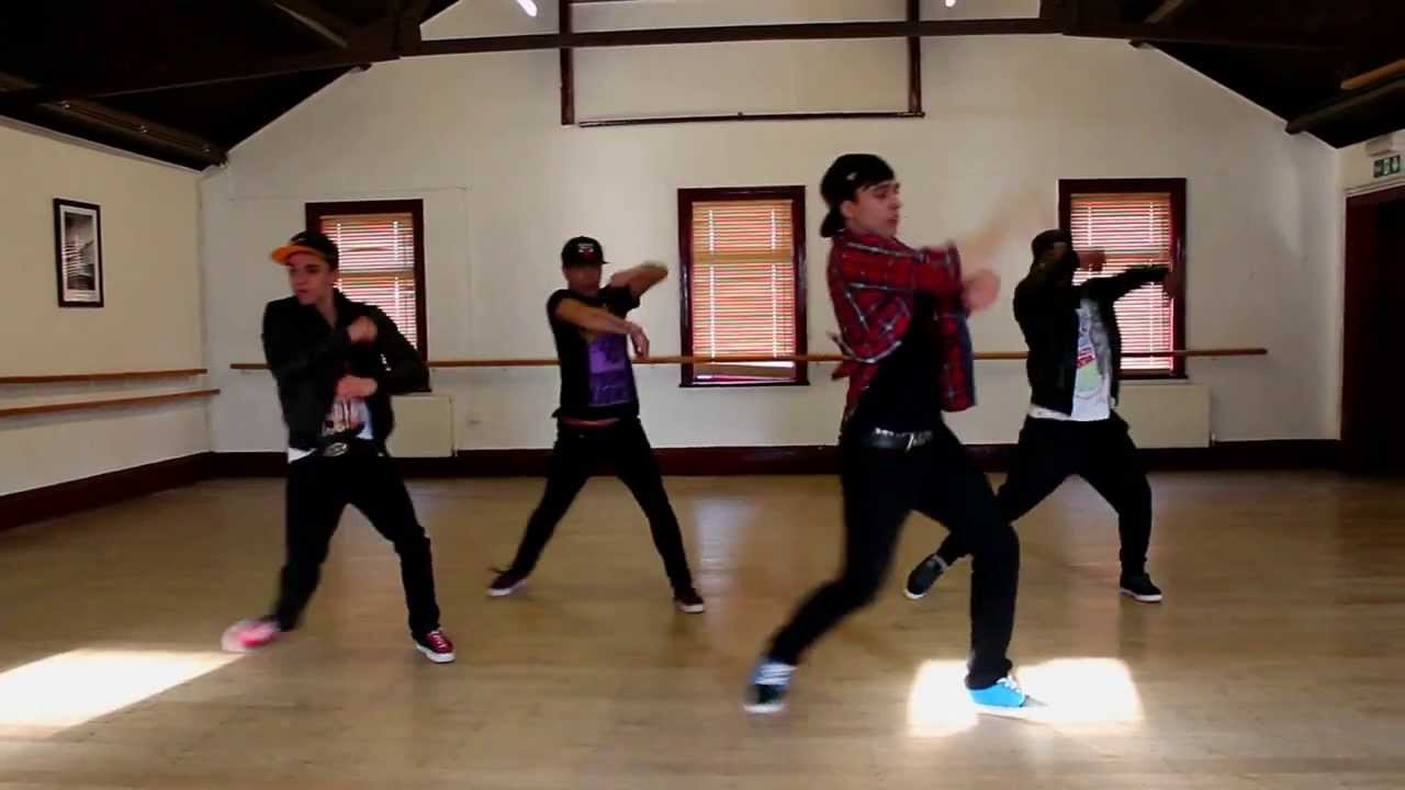 So Sophisticated - Rick Ross || Matthew Gregory Choreography || @3D_Crew