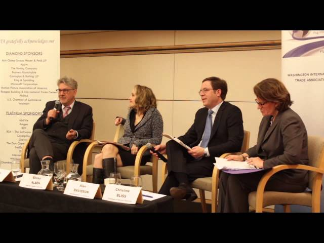 WITA TPP Series: Digital Trade Panel 1 Q&A pt 2 4/7/16