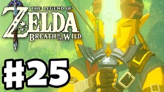 THE MASTER SWORD! Korok Trials! - The Legend of Zelda: Breath of the Wild - Gameplay Part 25