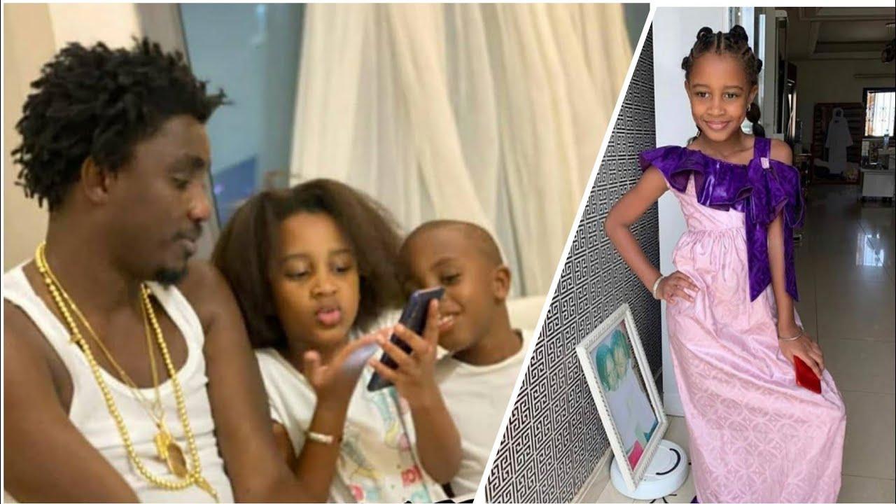 La belle Complicité entre Wally Seck et sa fille Ndella Wally
