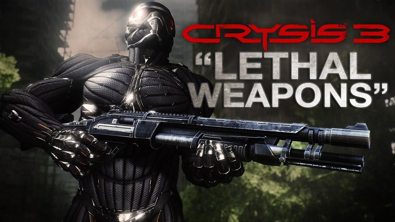 Crysis 3 developer Crytek on why it's impossible for next