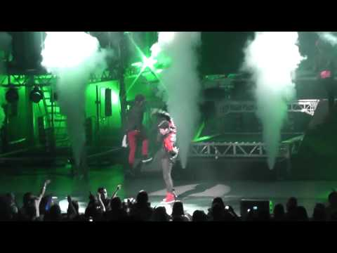 Big Time Rush - Love Me Love Me (Better With U Tour 2.18.12 Los Angeles) - HD
