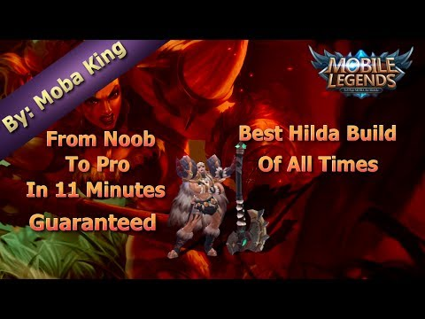 Mobile Legends Best Hilda Build Of All Time | Unbeatable Guide
