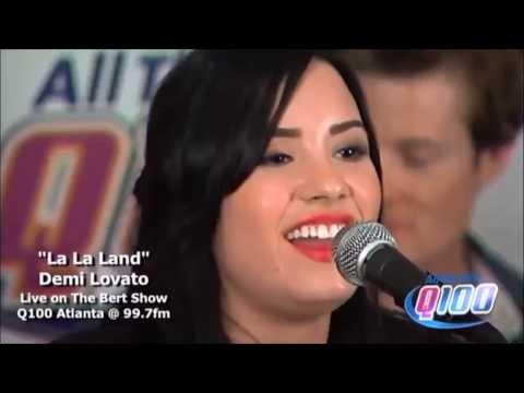 Demi Lovato - La la land LIVE subtitulado en español