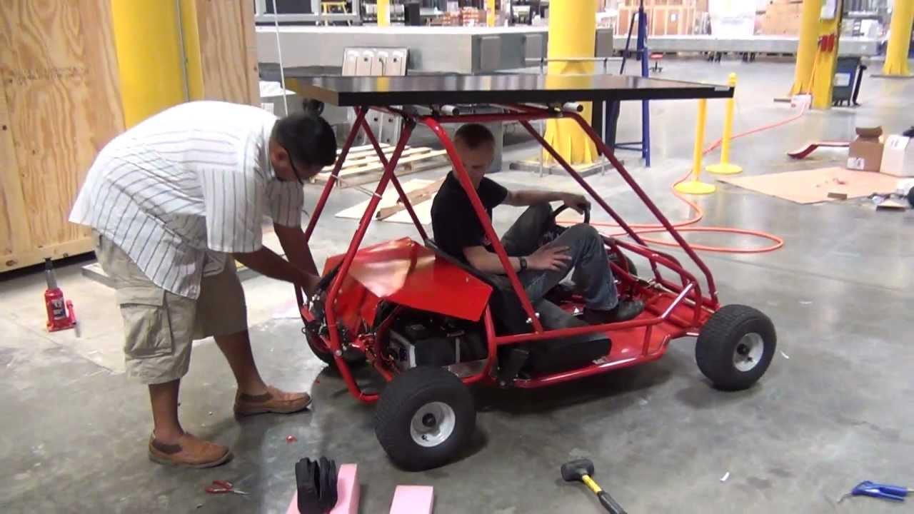 32 [Awesome] DIY Go Kart Plans - MyMyDIY | Inspiring DIY