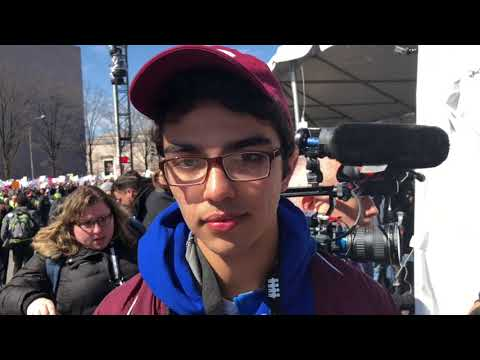 """Parkland shooting survivor: """"I never thought I would be able to touch as many lives as I have"""""""