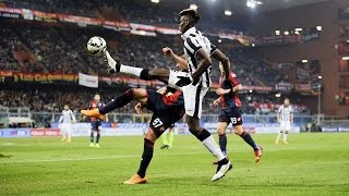 Video Gol Pertandingan Genoa vs Juventus