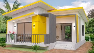 Simple House design ideas #low cost house #2020 new house design simple house design elegant house YouTube