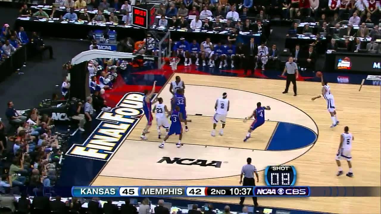 Kansas Vs Memphis 2008 YouTube