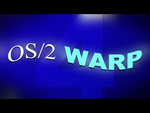 A Tour of OS/2 Warp 4 - Software Showcase