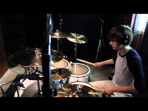 Luke Holland - Chris Brown (ft. Busta Rhymes, Lil Wayne) - Look At Me Now Drum Cover