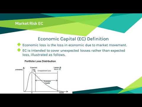 Market Risk Economic Capital Introduction