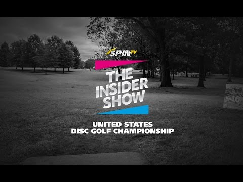 The Insider Show Preview with Paige Pierce - USDGC2015 Round 1
