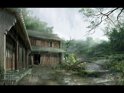 Nature Sounds Звуки природы / Ливень, Дождь и Гром / Rain and Thunder