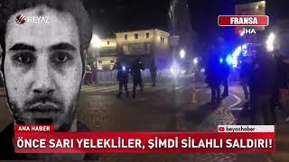 NOEL pazarına daldı 2 kişiyi öldürdü