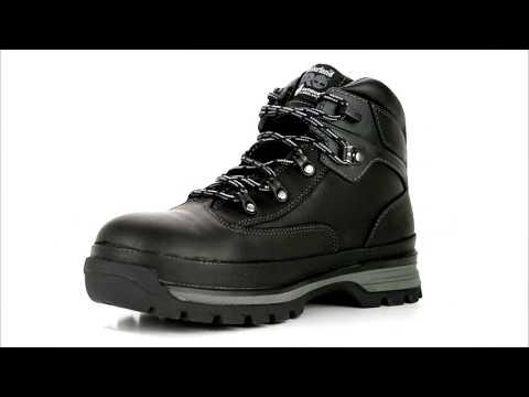 Men's Timberland Alloy Toe Waterproof Hiker Work Boot A1HBT @ Steel-Toe-Shoes.com