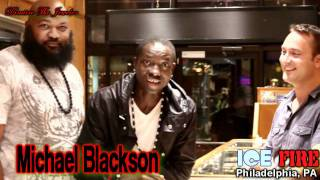"""Michael Blackson"" (in HD): Hangin out with Dimitre @ ICE FIRE in Philadelphia"