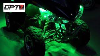OPT7 Aura UTV RGB Underbody Light Kit - Review