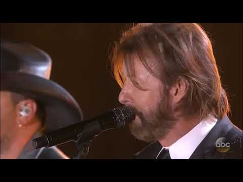 "Brooks And Dunn Plus Jason Aldean Perform ""Brand New Man"" Live In Concert CMA 50th 2016 HD HQ 1080p"
