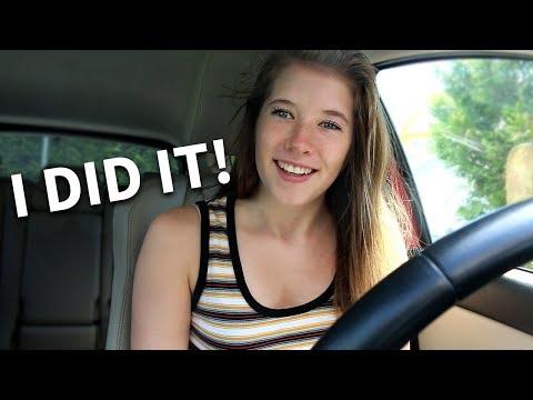I GOT MY DRIVER
