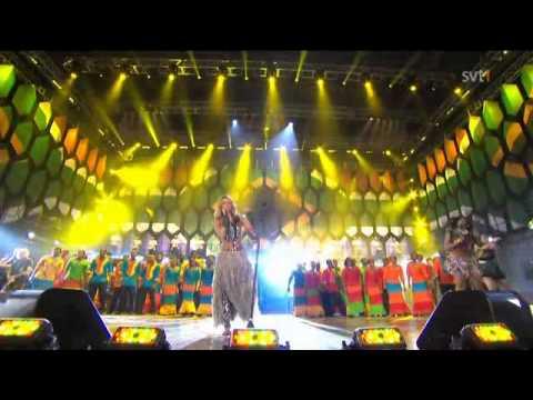 Shakira - Waka Waka (Live FIFA World Cup 2010 Opening Concert)