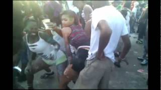 Lava man - Gyal Alone video Mix(Grenada Soca 2012)