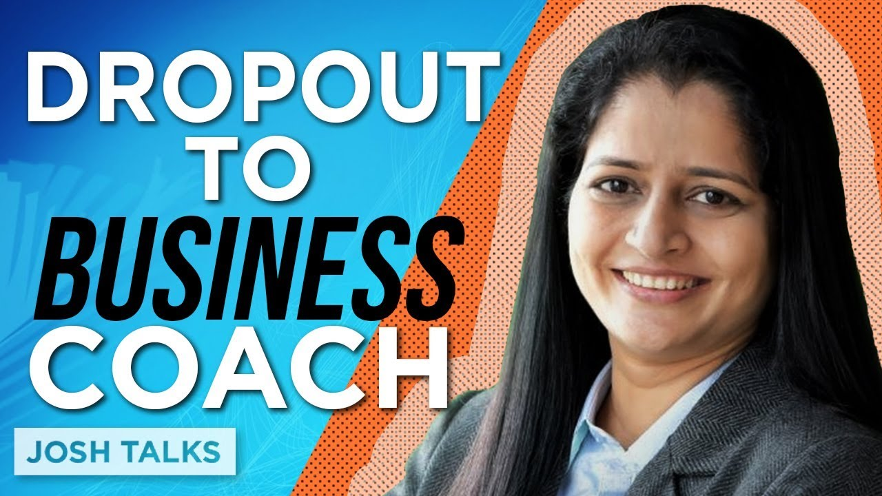 This Engineering Dropout Is Helping Entrepreneurs Find SUCCESS | Priya Tawde | Josh Talks