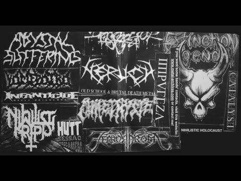 DEATH METAL/ BRUTAL DEATH COMPILATION