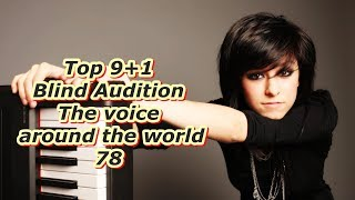 Download lagu Top 9 1 Blind Audition