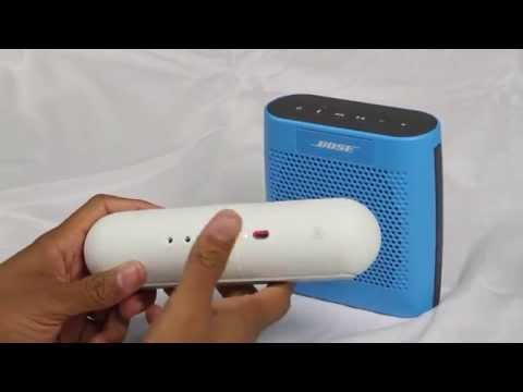 Beats Pill 2.0 vs Bose Soundlink Color (NEW Best Bluetooth Speaker Under $200) | H2TechVideos from YouTube · Duration:  7 minutes 38 seconds