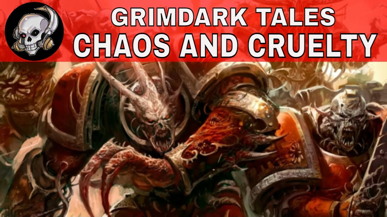 GRIMDARK TALES OF HORROR AND HELL