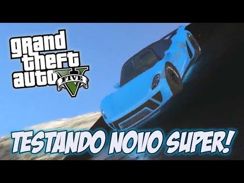 GTA V - Tunando o Pfister 811 CARRO SUPER NOVO DLCde YouTube · Haute définition · Durée:  6 minutes 3 secondes · 242.000+ vues · Ajouté le 28.06.2016 · Ajouté par Gameplayrj