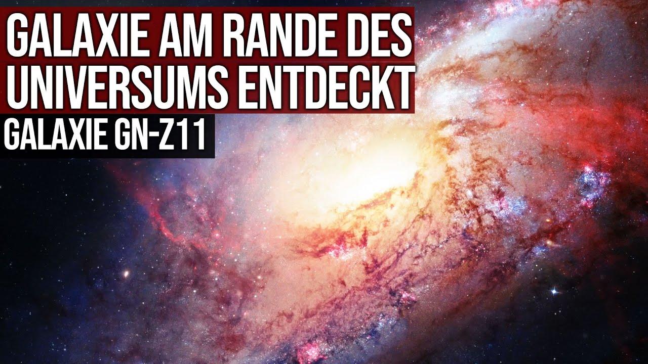 Galaxie am Rande des Universums entdeckt - GN-z11