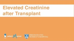hqdefault - High Creatine Levels After Kidney Transplant