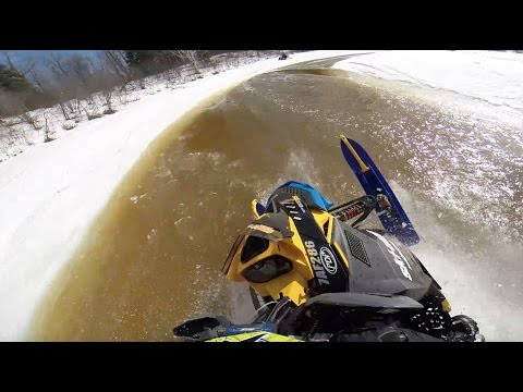 LAST SLED RIDE/ALMOST A FAIL