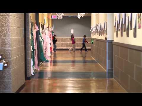 Haskin Elementary School in Center, Colorado