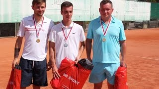 Fina� mistrzostw Kurpi: Jordan Czapski - Sylwester Puchalski