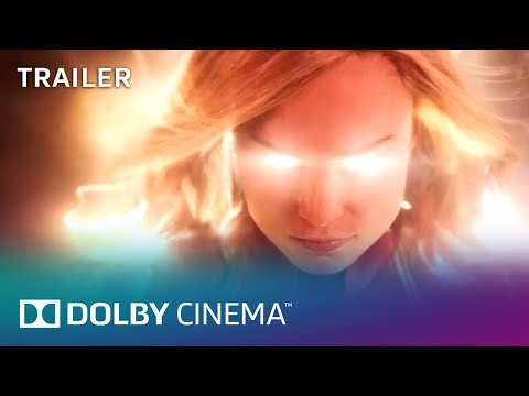 Captain Marvel - Official Trailer | Dolby Cinema | Dolby