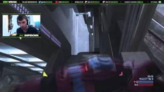 OpTic Snipedown | Halo 3 | Narrows CTF Analysis w/overkill