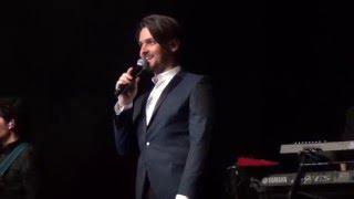 Valerio Scanu - RINASCENDO - #FinalmentePioveLiveTour2016 @AuditoriumConciliazione Roma