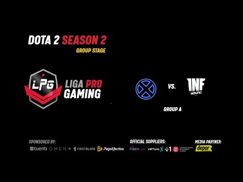 INFAMOUS YOUNG vs TEAM X   LIGA PRO GAMING  PIO TV