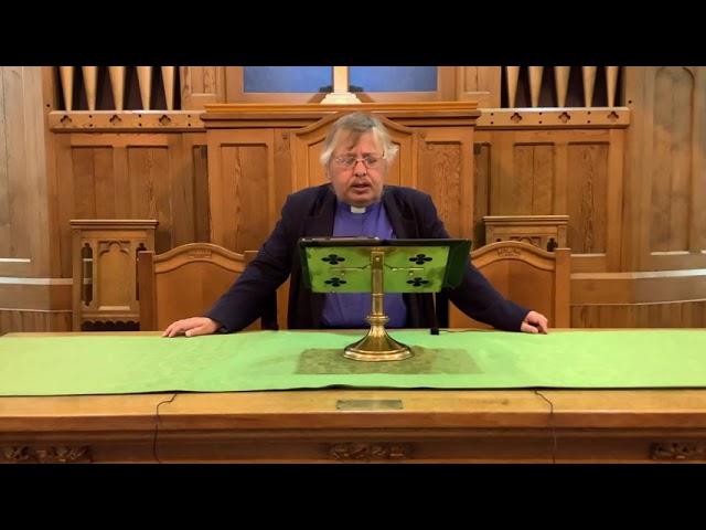 Sunday Sermon 11th July