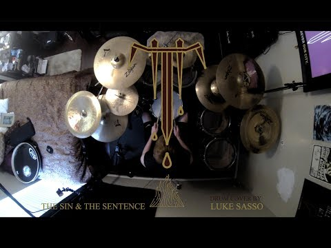TRIVIUM: The Sin And The Sentence DRUM COVER