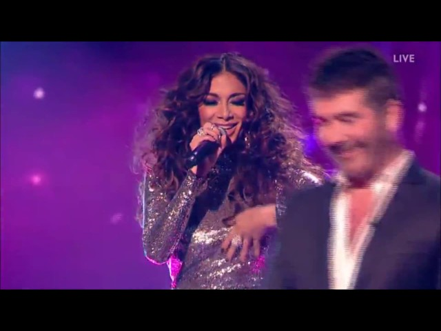 Nicole Scherzinger STEALS The Show as She Kicks Off 'Divas Week' | Live Shows | The X Factor UK 2016