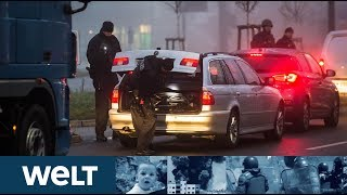 TERROR IN STRASSBURG: Pressekonferenz der französischen Ermittler