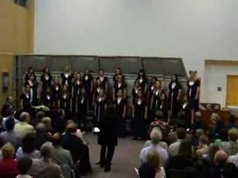 Sage Hill Spring Choir Concert 2007 - Mostly Secular
