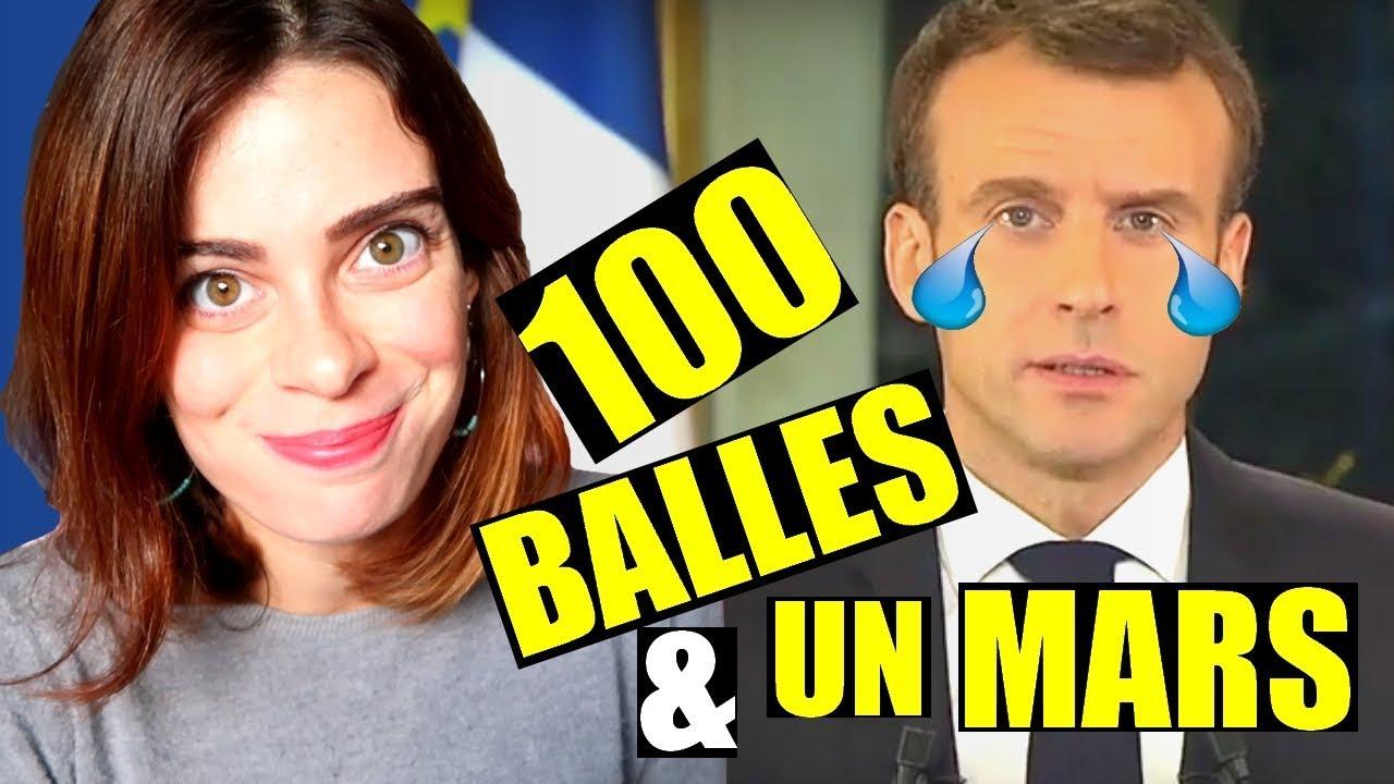 Macron écoute mais il n'entend pas et ne comprend (toujours) pas ! ????