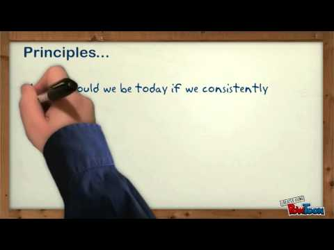 Principles of Operational Excellence
