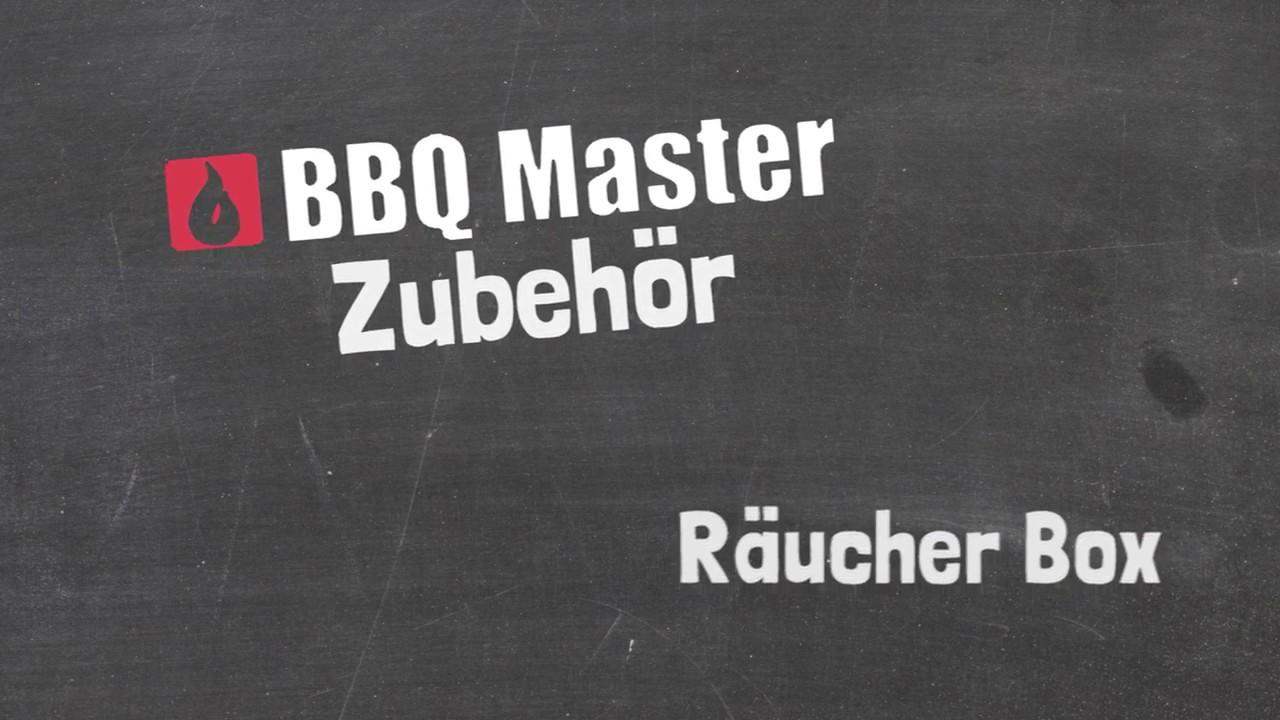 Räucherbox Für Gasgrill : Bbq master räucherbox youtube