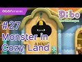 Gift Dragon Dibo Ep.27 Monster In Cozy Land (eng dub) video